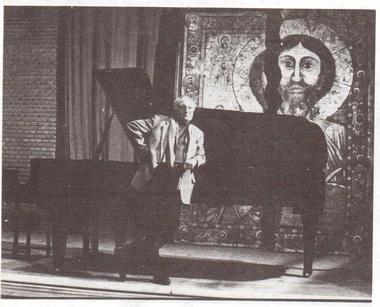 Валерий Панов. Фото Ю. Барыкина из архива В. Панова
