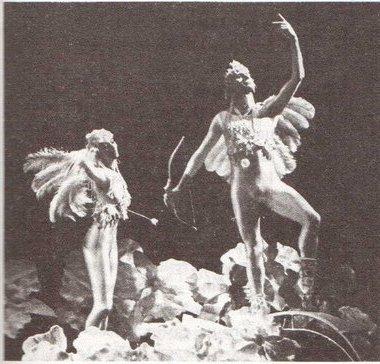 «Цикады». Сцена из спектакля. Фото А. Усова