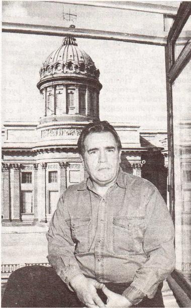Брайан Кокс в Петербурге. Фото В. Дюжаева