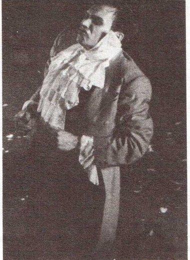 А. Федькин (Чичиков). Фото Е. Смирнова
