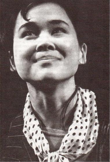 Е. Игумнова (Недомерок). Фото Ф. Титова