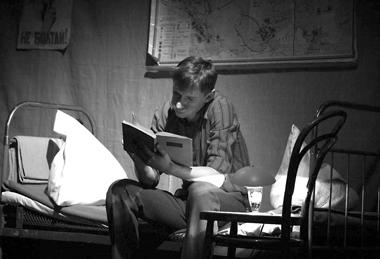 А.Алещенко (Слава). «Пять вечеров». Театр-студия «Подиум» (Димитровград). ФотоА.Телеша
