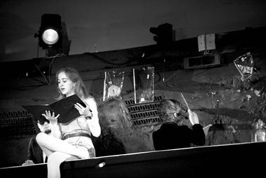 Сцена изспектакля. Фото М.Гуляевой