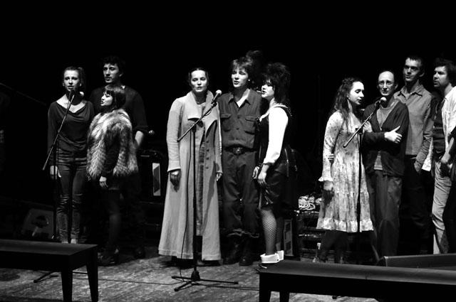 Сцена из спектакля. Фото Ю. Белинского