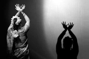 Е.Акимова (Танцовщица). ФотоЮ.Лебедевой