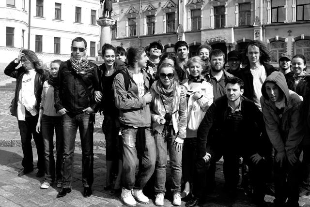 Выпускники мастерской Г.М.Козлова. 2010г.