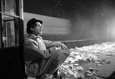 И.Демидов (Герман Бродер). Фото изархива театра