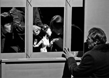 Сцена изспектакля. ФотоВ.Луповского