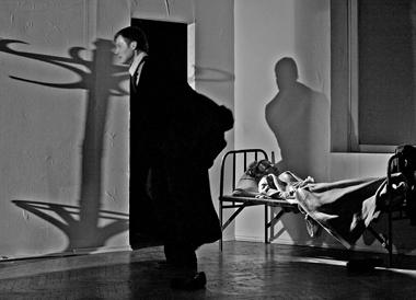 И.Гордин (Он), Е.Лямина(Она). ФотоВ.Луповского
