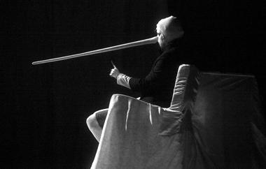 А.Гребенщикова (Пиноккио). ФотоА.Гущин