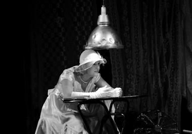 "И.Ермолова (Бланш). «Трамвай ""Желание""». «Коляда-Театр»,Екатеринбург. Фотоизархивафестиваля"