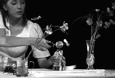 «Еечашка чая». Академия искусств (Турку, Финляндия). ФотоД.Пичугиной