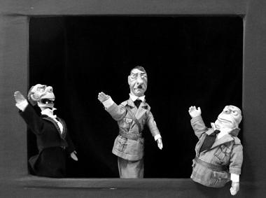 «Юный Фриц». 2010г. Фото изархива театра