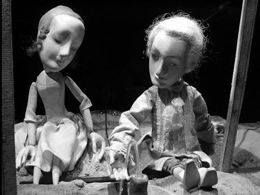 «Луна Сальери». Брестский театр кукол. Фото изархива фестиваля