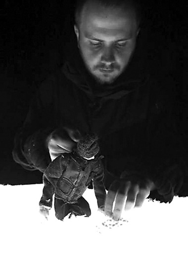 «Полюс». Белостокский театр кукол, Польша. Фото изархива фестиваля