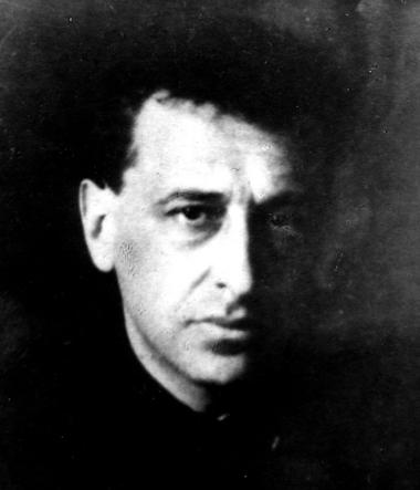 Г.А.Авлов. Фото изархива Театрального музея