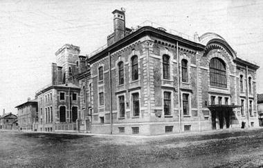 Народный дом С.В.Паниной (Лиговский народный дом). 1905г. Фото изархива Театрального музея