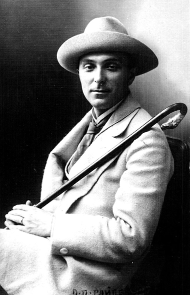 П.П.Гайдебуров. Фото изархива Театрального музея