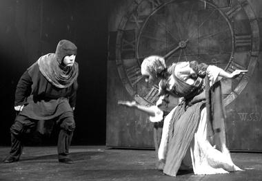 «Пир вовремя чумы». Фото изличного архива