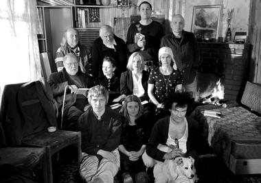Участники проекта «Вишневый сад». Фото В. Хивонена