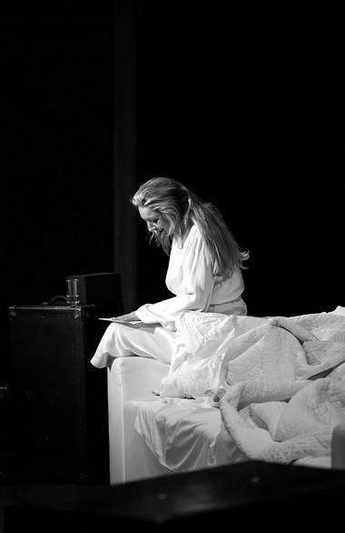 С.Вайце (ВиолеттаВалери). «Травиата». Фото изархива театра