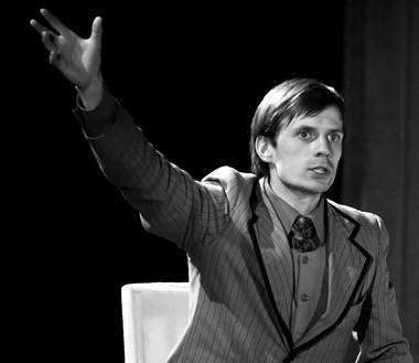 Е.Перевалов (Мышкин). Фото Д. Пичугиной