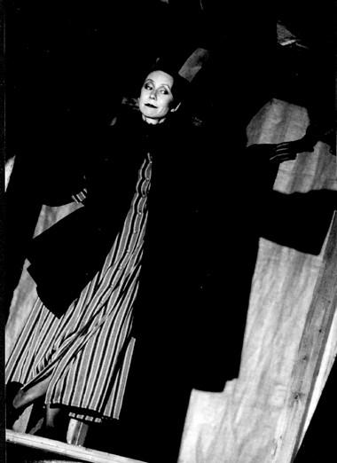 А.Ламп (Селия Пичем). «Трехгрошовая опера». Фото изархива театра