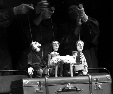 Сцена изспектакля «Die Verwandlung». Фото изархива театра «Провинция