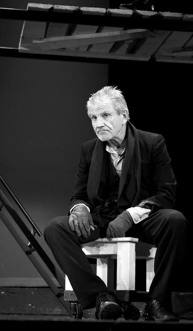 В.Захаров (Иеремия Браун).  Фото Д. Пичугиной