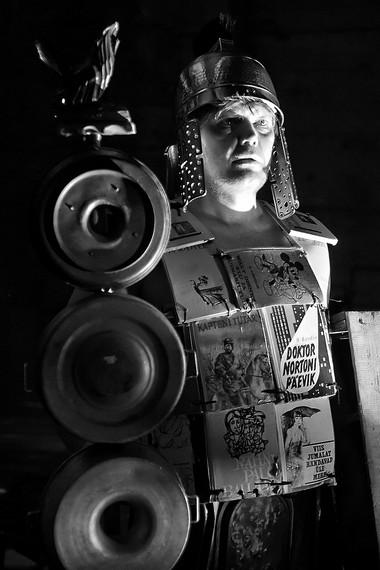 М.Прангель (Центурион).  Фото М. Ыун