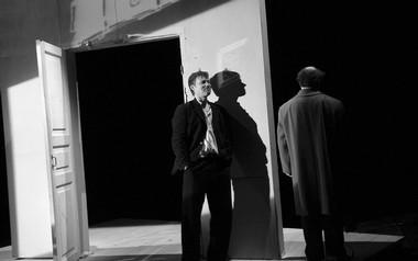 И.Гордин (Ильин), А.Колубков (Тимофеев). Фото А. Бессер