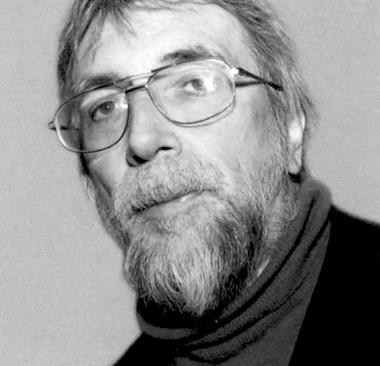 Владимир Мартынов. Фото из буклета к проекту