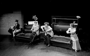 Сцена изспектакля «Сережа». ФотоС.Петрова