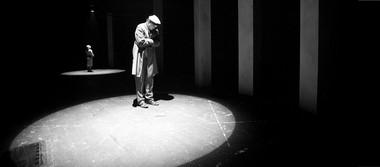 Сцена изспектакля. Фото А. Гущина