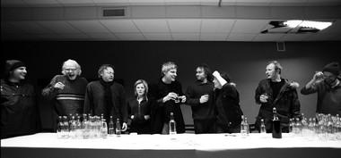 Сцена изспектакля «Надне». Городской театр (Вильнюс). Фото Д.Матвеева