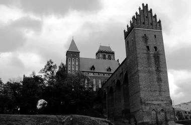 Замок вКвидзыне (Польша). Фото В. Драгуна