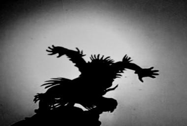 Кадр изфильма «Приключения принца Ахмеда». Изархива фестиваля