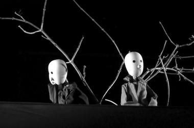 Сцена изспектакля «Ничего неподелаешь». Фото В. Драгуна