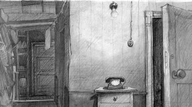 Эскизы ксериалу «Контора». Фото декорации ксериалу «Контора»