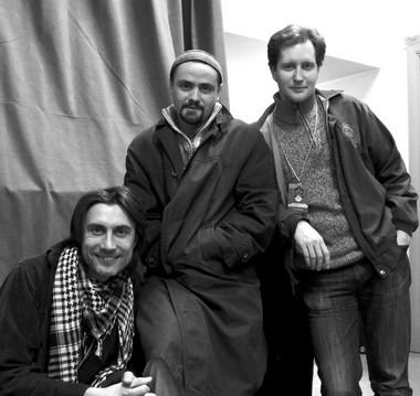 Борис Константинов, Алексей Шишов, Денис Шадрин. Фото изархива театра