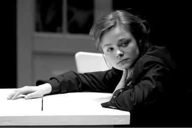 Д.Румянцева (Кей). «Время исемья Конвей». «Такой Театр». ФотоА.Скворцова