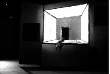 «Метаморфозы». Сцены изспектакля. Фото А. Ольхи