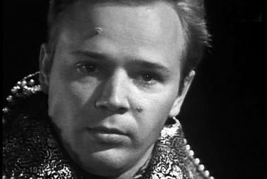 Кадры изфильма «Двое встепи». 1962