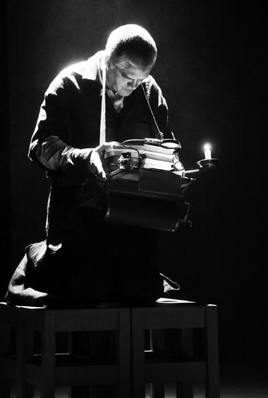 Р.Агеев (Башмачкин). Фото Д. Пичугиной