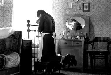 Сцены изспектакля «Васса Железнова».  ФотоЮ.Рёдера
