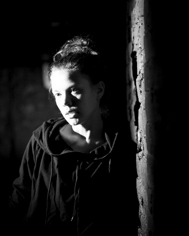 Д.Янковская (Света). «Заполярная правда». «ON. ТЕАТР». Фото Е. Беликова