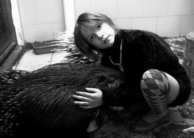 Женя Бабурина. Фото изархива семьи Бабуриных