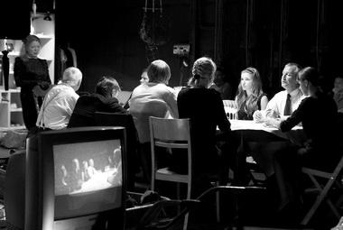 «Август: графство Осейдж». Сцена изспектакля. Театр «Глобус» (Новосибирск). Фото В. Дмитриева