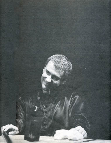 Д.Бульба (Свидригайлов). Фото Ю. Белинского