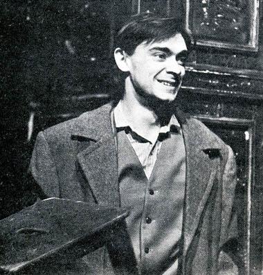 И.Латышев (Раскольников). Фото ВДюжаева